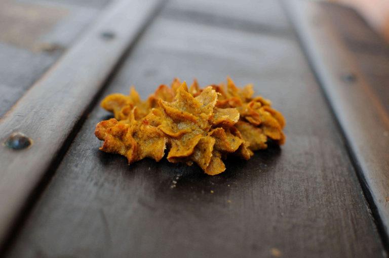 Cookies carotte