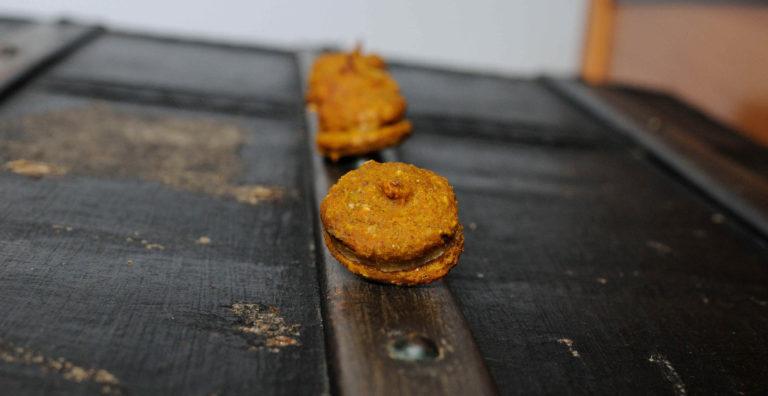 macaron carotte