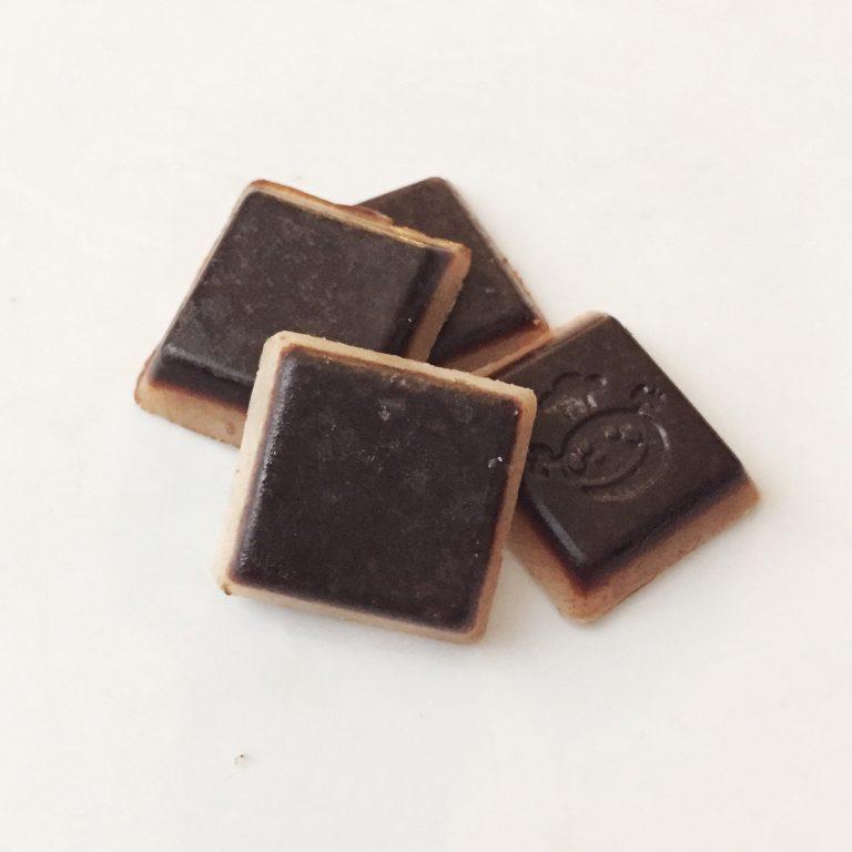 chocolat coo chien
