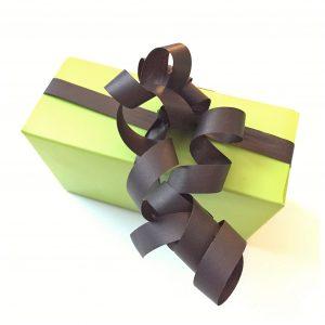 boite de chocolat pour chien