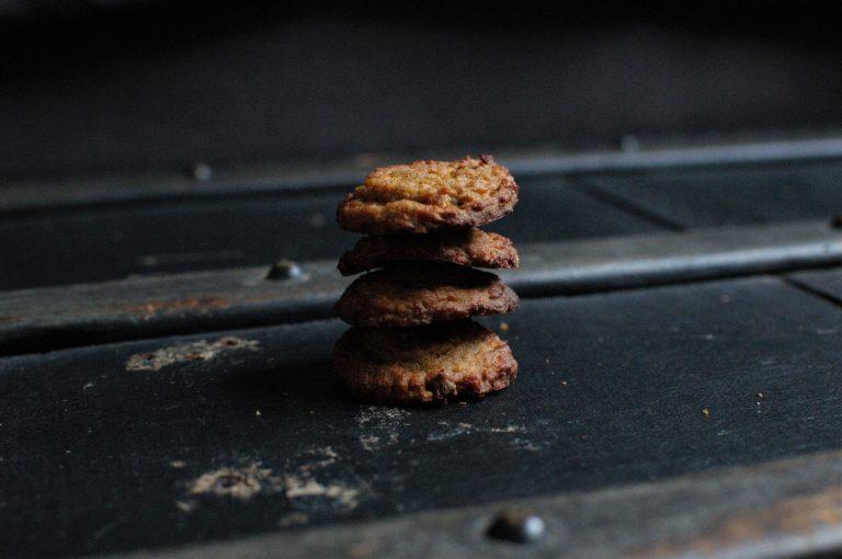 cookie au chanvre pour chien